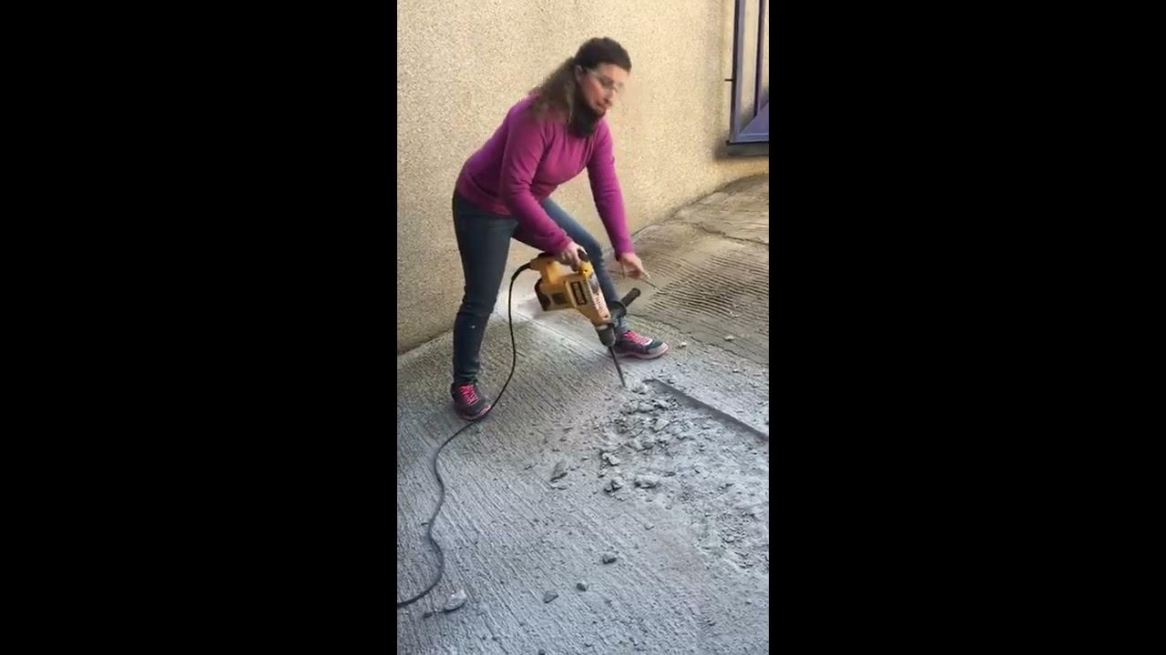 Reparar rampa de garaje youtube - Rampas de garaje ...