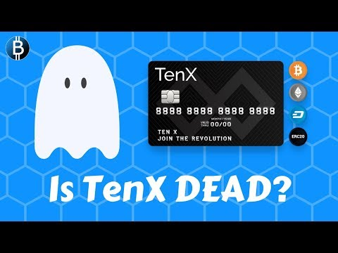 Forgotten Coins: TenX $PAY | Where Are Our Darn CARDS? (TenX News & Updates 2018)