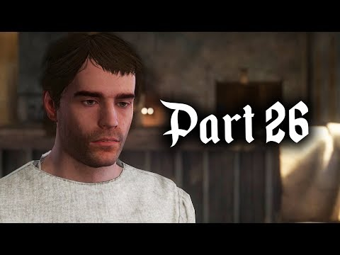 A NEEDLE IN A HAYSTACK - Kingdom Come Deliverance Gameplay Walkthrough Part 26 - Speedrun