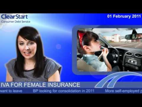IVA for female insurance