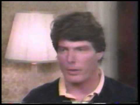 Christopher Reeve Superman III Interview