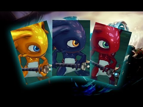 League Of Legends Fizz Scorch Chroma Pack Youtube