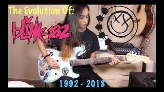 The Evolution Of blink-182 (1992-2018)