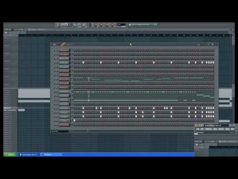 FL Studio Tutorial: How To Make Hot Dirty South Beats in FL Studio