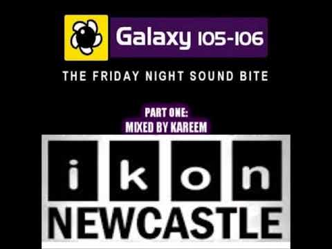 Ikon Newcastle - Live On Galaxy 105-106