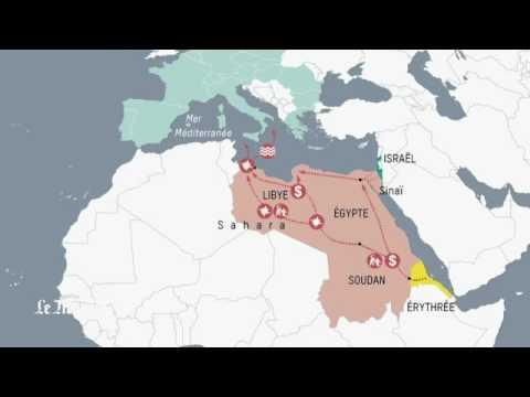 Cartes sur table   Comprendre les migrations vers l'Europe