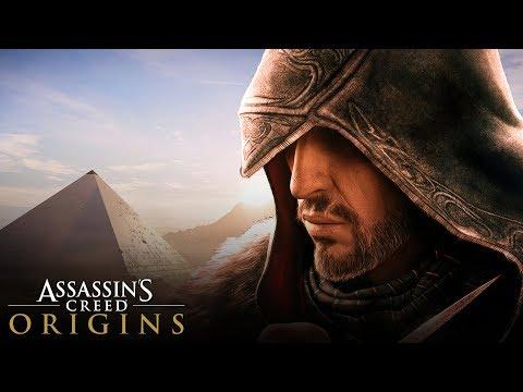 Assassin's Creed Origins – Ezio Reference? (The Flea of Cyrene) Impressing Esio