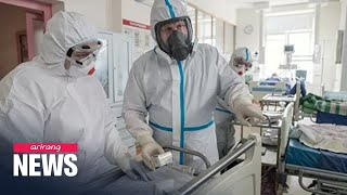 New COVID-19 hotspot Russia reporting 10,000 cases a day