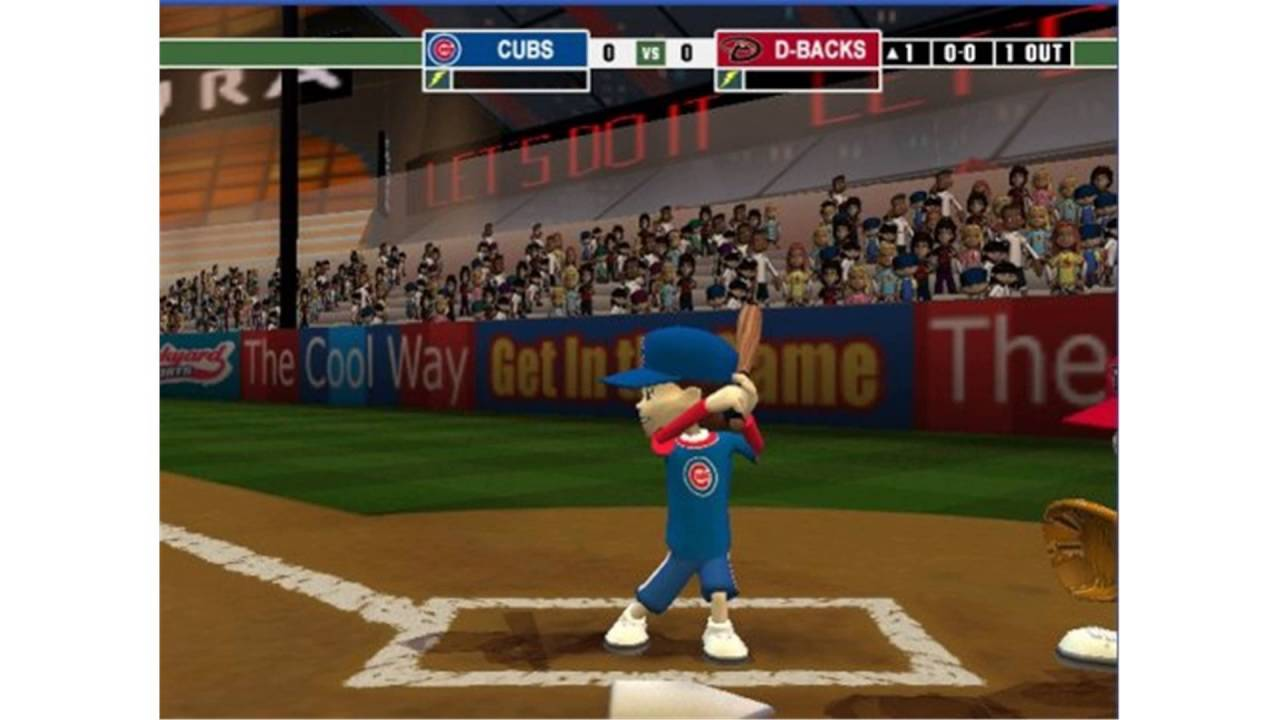 Backyard Baseball 2001 Download | Backyard Ideas