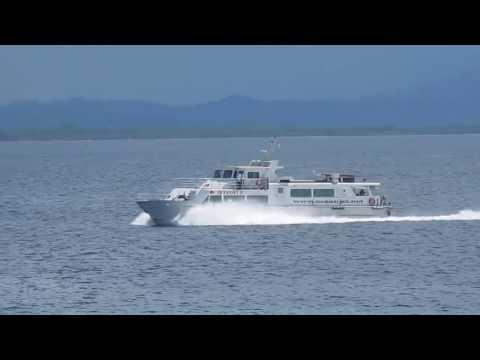 Fast ferry Service Grenada to Trinidad & Tobago  03/13/17