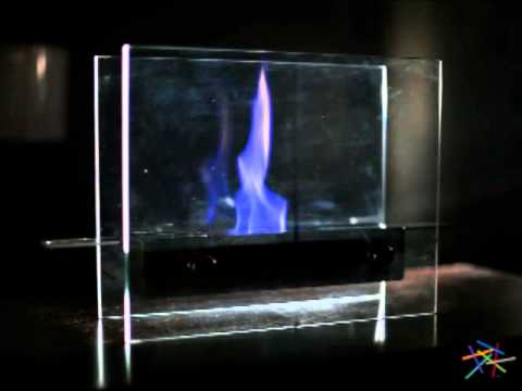 Anywhere Fireplace Metropolitan Indoor/Outdoor Fireplace - Product Review Video