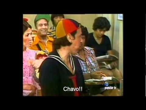 El Chavo Del 8: The Scorpion  Part 1/3 - English Subtitles - (El Alacrán)