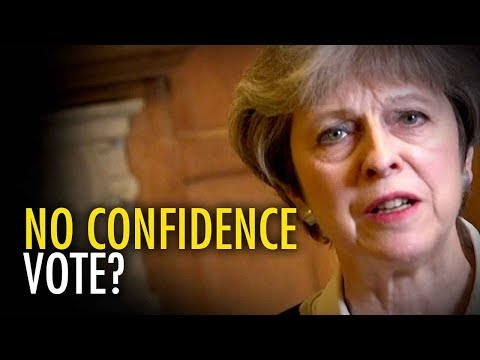 """No confidence"" letters: Will May be removed as UK PM? 