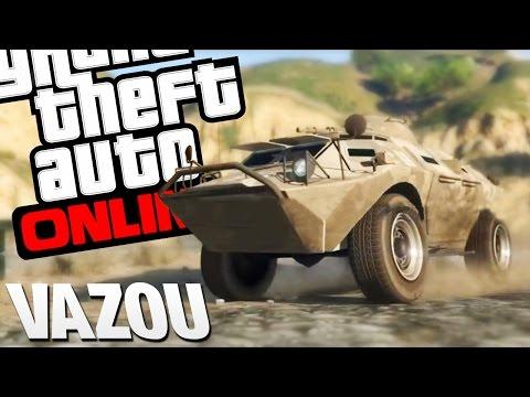 """GTA ONLINE: ANALISANDO TRAILER """"VAZADO"""" DA DLC MILITAR!"""