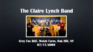 【CGUBA319】 The Claire Lynch Band 07/17/2009