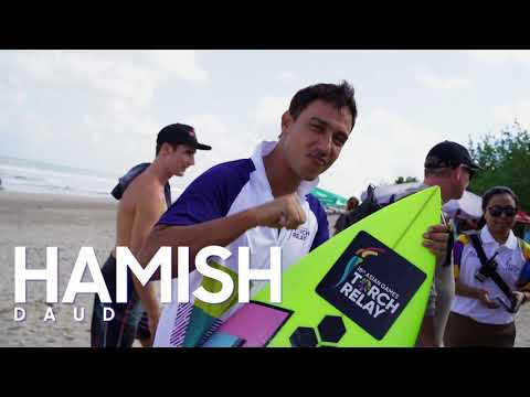 Samsung X Asian Games 2018 Torch Relay