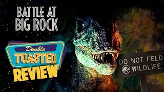 JURASSIC WORLD BATTLE AT BIG ROCK | WHAT THEY GOT RIGHT - Double Toasted
