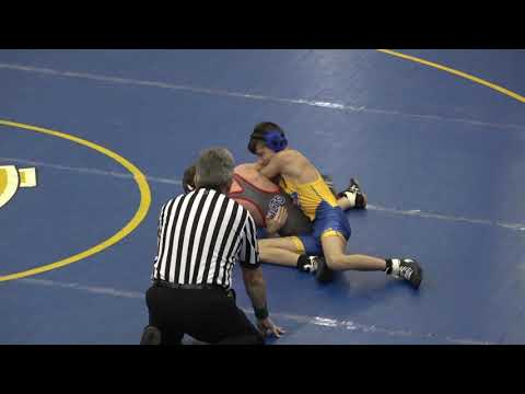 Canon McMillan Wrestling Vs Chartiers Valley (Junior High)