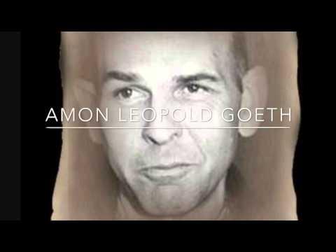 Amon goeth