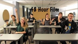 48 Hour Film: What You Don