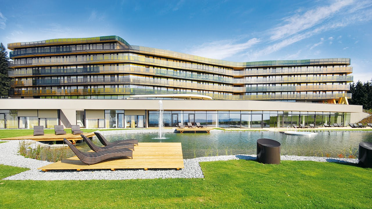 Hotel Aviva Österreich Oberösterreich - Terra Reisen - YouTube