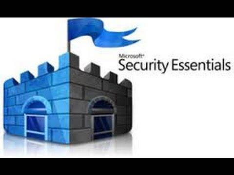 como baixar e instalar o antivirus  Microsoft Security Essentials gratuito (melhor metodo).