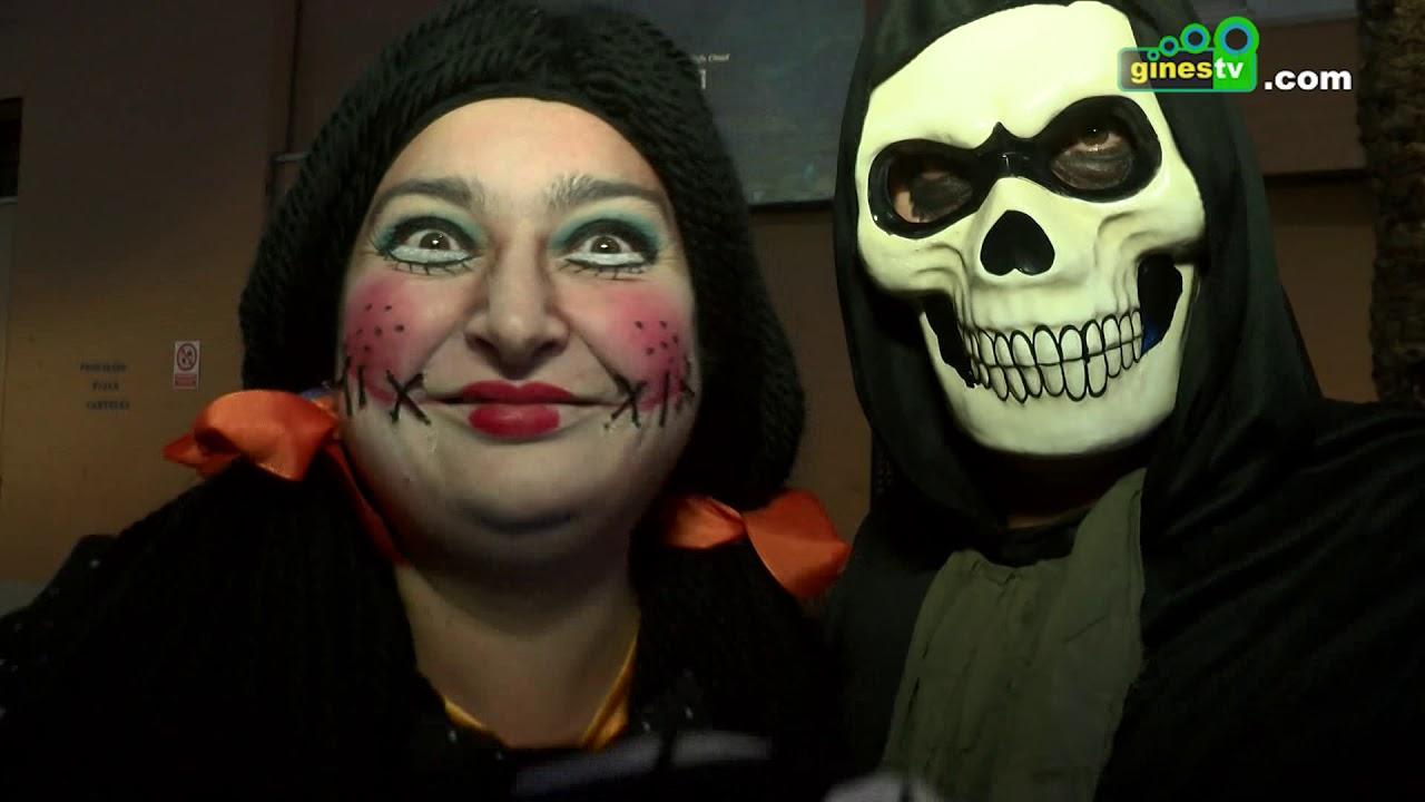 Gines prepara ya una nueva edición de su 'Halloween solidario'