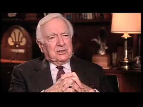Walter Cronkite on Presidential Elections - Interview Excerpt