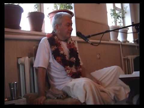 Бхагавад Гита 10.12-13 - Чайтанья Чандра Чаран прабху