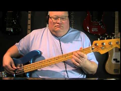 Backman Turner Overdrive Takin Care Of Business Bass Cover With