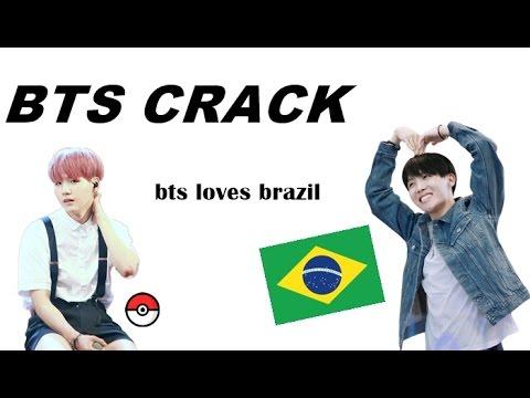 [BTS CRACK] J-Hope cantando música brasileira? (you can't caught yoongi today)