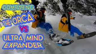 Comparing The Orca VS The Ultra Mind Expander