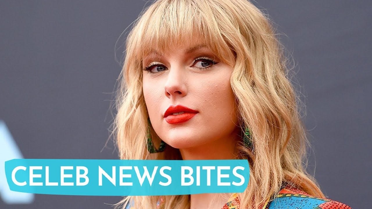 Taylor Swift blasts Scooter & Big Machine records for releasing album of her old Performances!