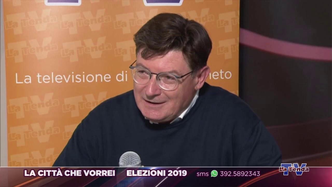 Le prime parole del nuovo sindaco di Vittorio Veneto Antonio Miatto