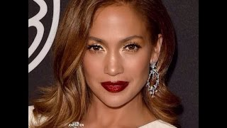 Jennifer Lopez Golden Globes 2016 Inspired | Talk Through