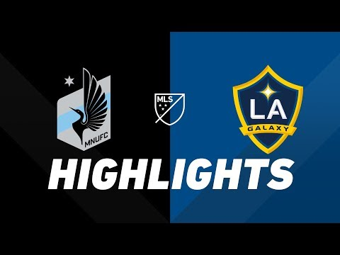 Minnesota United FC vs. LA Galaxy   HIGHLIGHTS - April 24, 2019