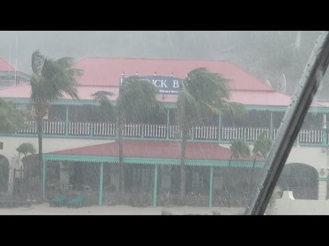 "Tropical Storm BERTHA hits the British Virgin Islands, CARIBBEAN!  ""Mariner"" DRONE footage Included!"