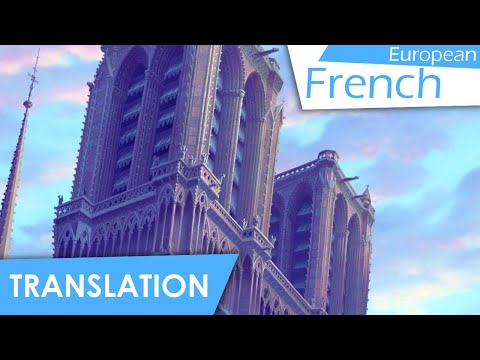 The bells of Notre Dame (Eu French) Subs + Trans