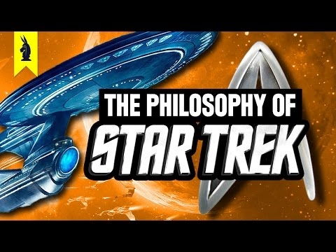 Thumbnail: The Philosophy of Star Trek – Wisecrack Edition