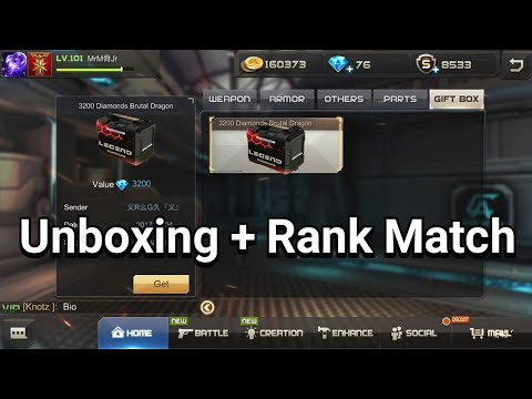Crisis Action - Unboxing Free Pack + Nyari Cheater