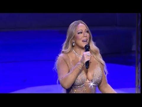マライア・キャリー  激太りで歌手生命の 危機!ただ今106キロ