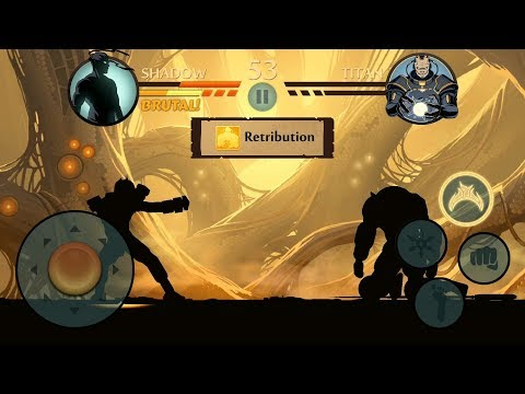 Shadow Fight 2 Special Edition    TITAN FINAL BOSS 「Android Gameplay」