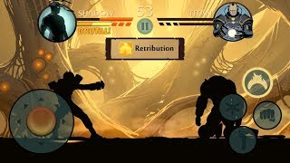 Shadow Fight 2 Special Edition || SHADOW vs TITAN FINAL BOSS 「Android Gameplay」