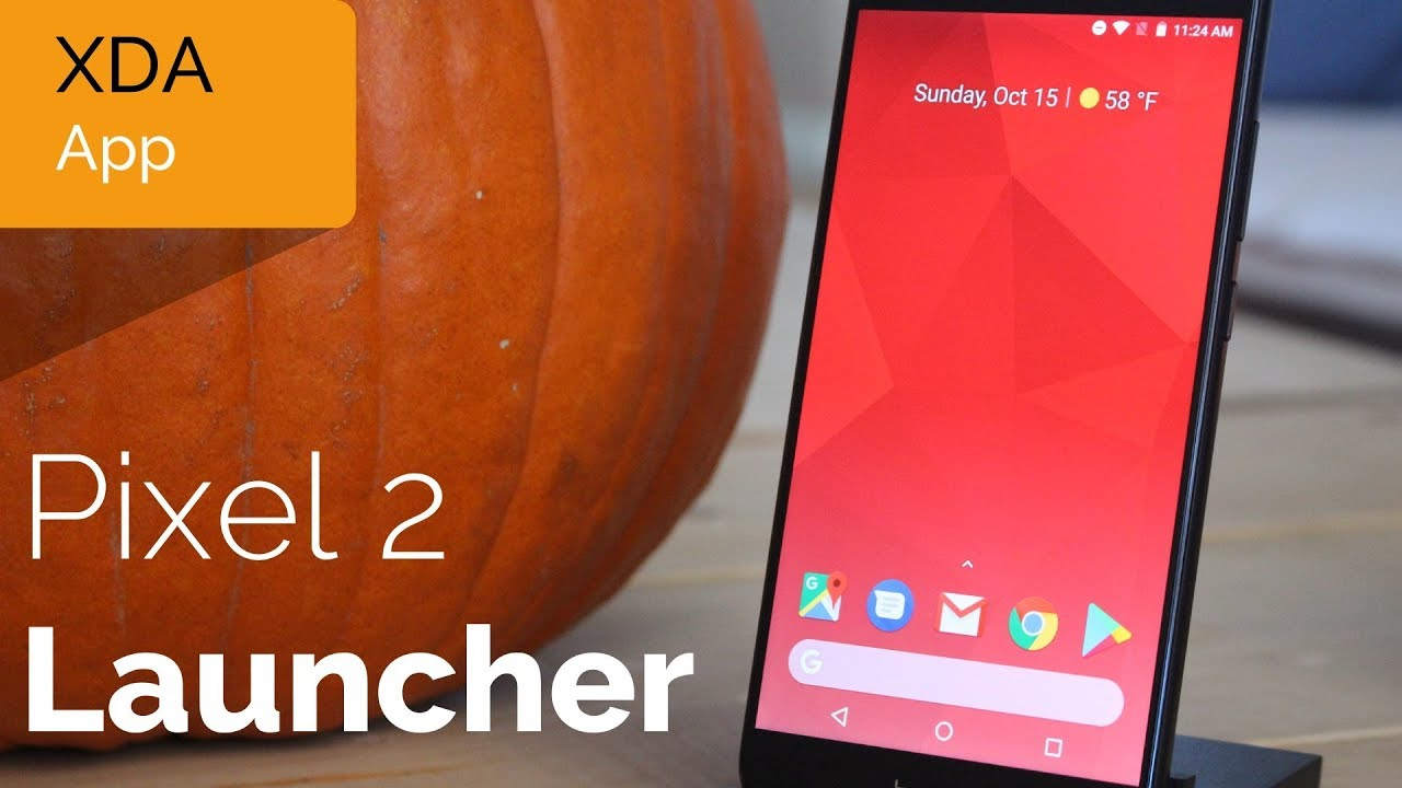 Get the Pixel 2 Launcher on Any Android Phone
