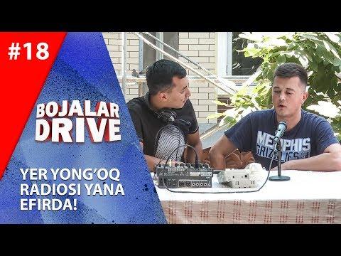 Bojalar Drive 18-son Yer yong'oq  radiosi yana  efirda!