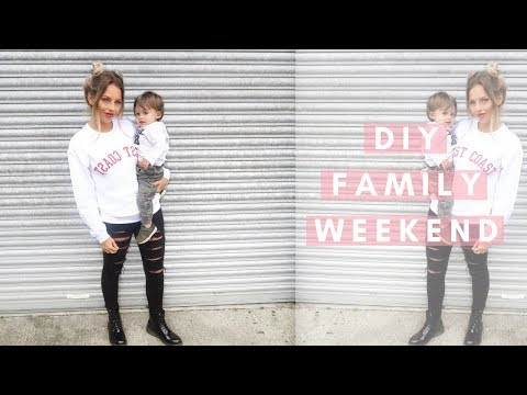 DIY WEEKEND VLOG | Lucy Jessica Carter