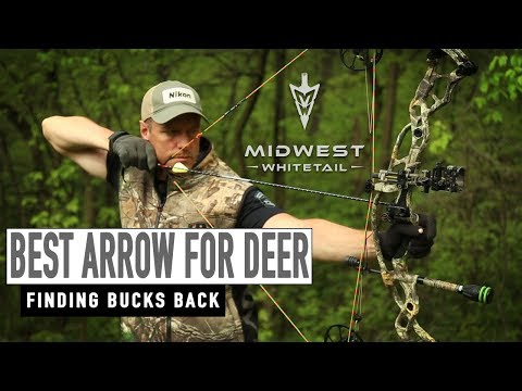 Best Arrow For Deer, Disappearing Bucks | Midwest Whitetail