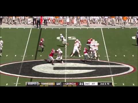 Jordan Jenkins vs. Tennessee