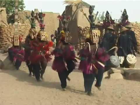 Danse des Masques Pays Dogon
