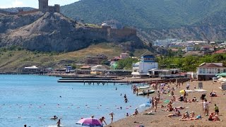 Судак. Начало Лета 2015. Крым